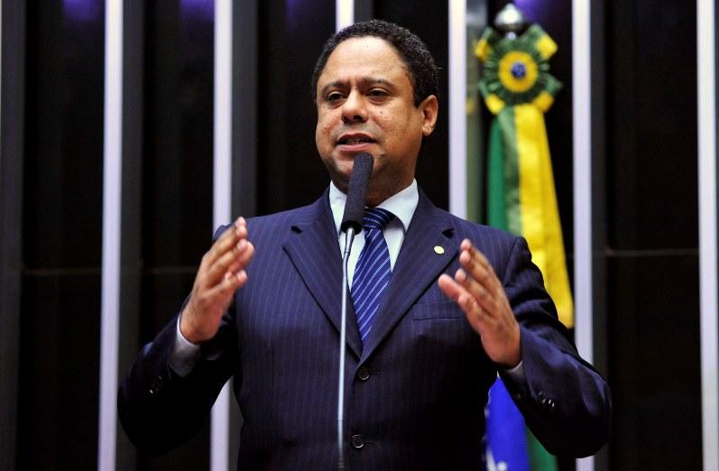 Orlando Silva é deputado federal pelo PCdoB