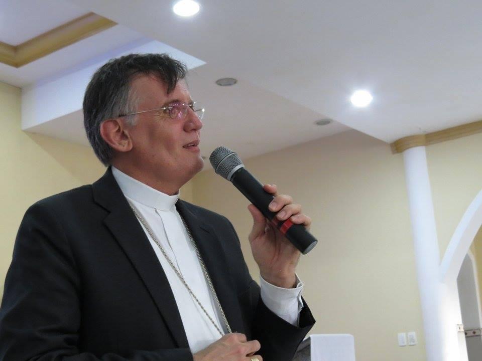 Dom Antônio Tourinho Neto, primeiro bispo de Cruz das Almas, na Bahia