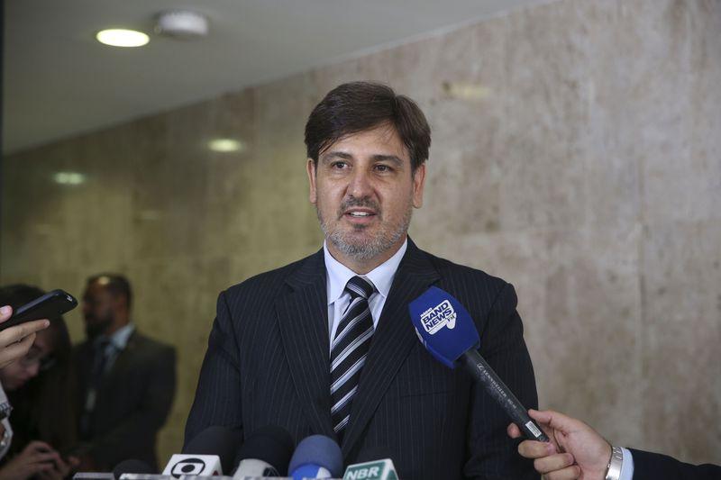 Diretor-geral da Polícia Federal, Fernando Segóvia