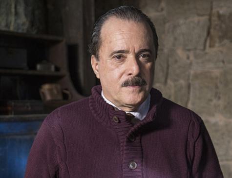 Tony Ramos é José Augusto em 'Tempo de Amar'
