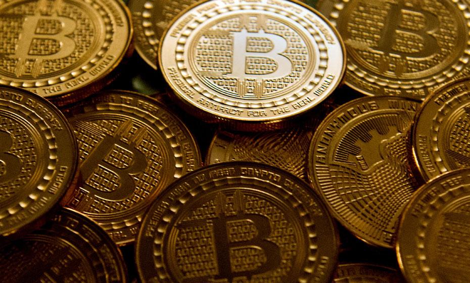 Bitcoins fotografadas em Washington