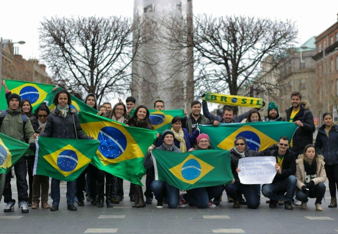 Comunidade de brasileiros na Irlanda