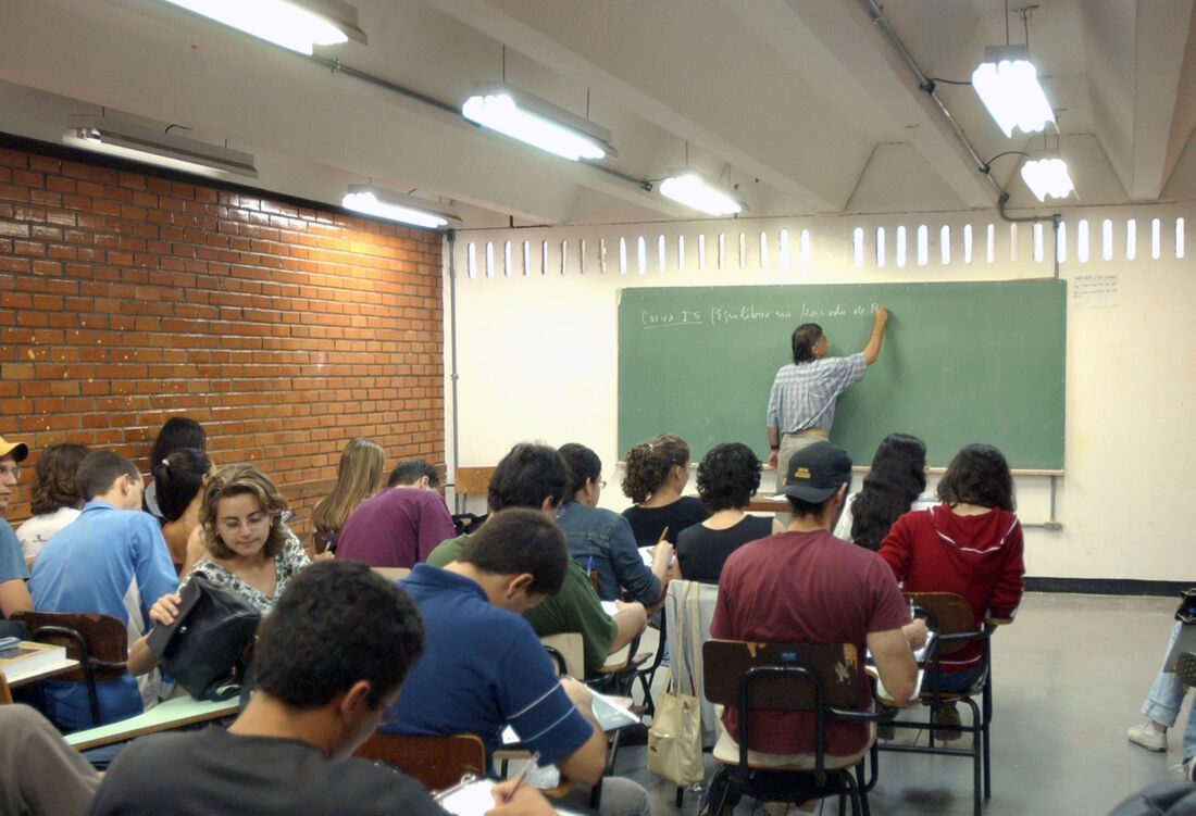 Enade é aplicado em ciclos de cursos a cada três anos
