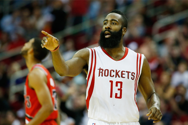 James Harden vive ótimo início de temporada na NBA