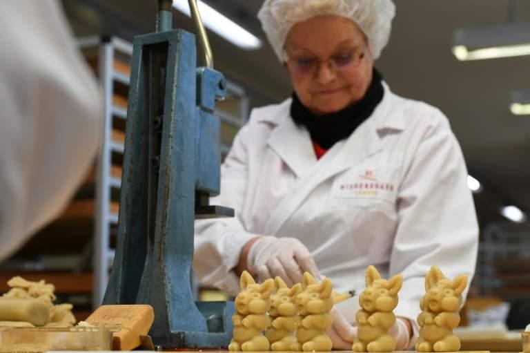 Marzipã é iguaria que tenta se reinventar na Alemanha