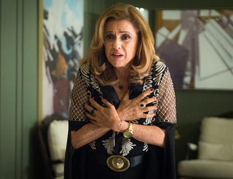 Marieta Severo é Sophia em 'O Outro Lado do Paraíso'