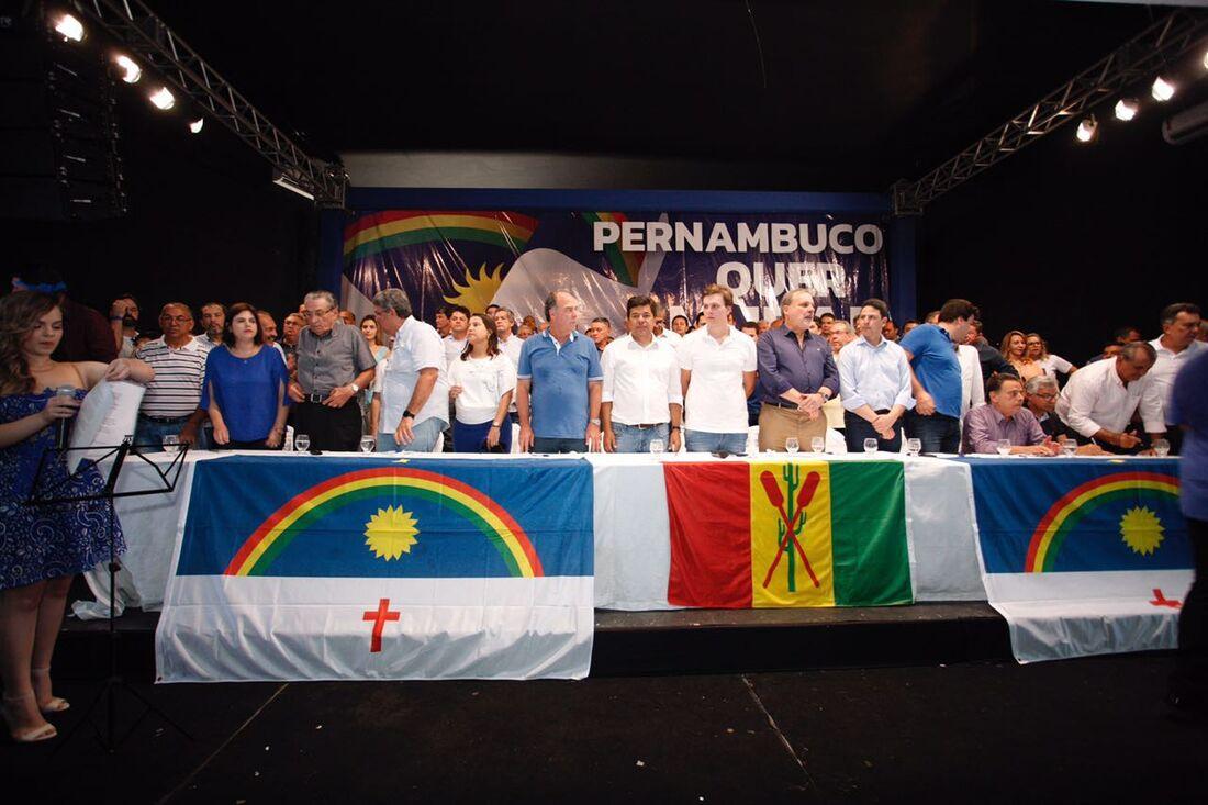 Evento Pernambuco quer mudar