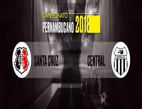 O jogo é válido pela terceira rodada do Campeonato Pernambucano 2018