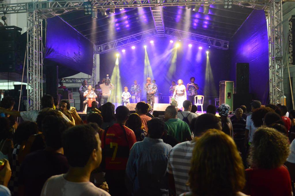 Terça Negra agita o centro do Recife