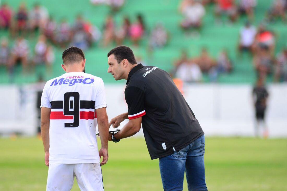 Imagens de América x Santa Cruz pelo Estadual 2018