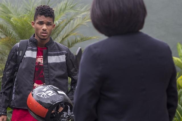 Anderson, personagem de Juan Paiva em 'Malhação'