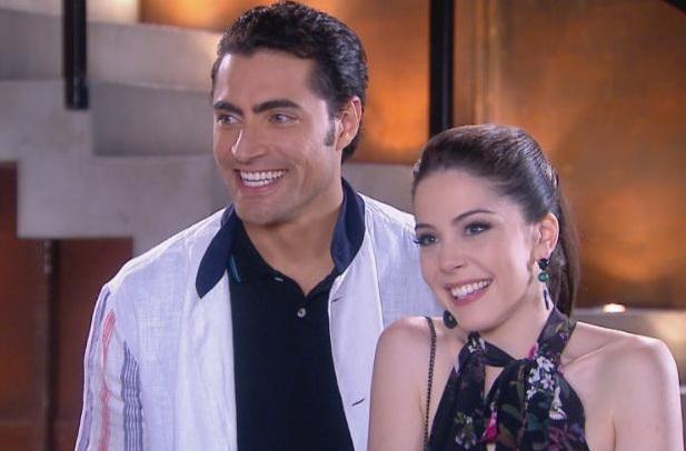 Carlo Porto e Bia Arantes são Gustavo e Cecília em 'Carinha de Anjo'