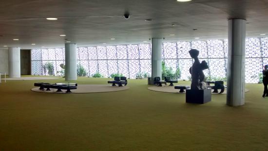 Salão Verde do Congresso Nacional