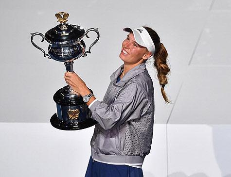 Caroline Wozniacki conquista Aberto da Austrália
