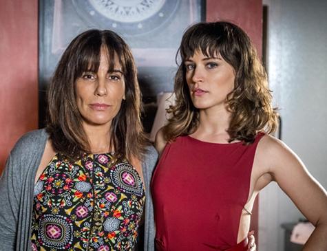 Glória Pires e Bianca Bin são Duda e Clara em 'O Outro Lado do Paraíso'