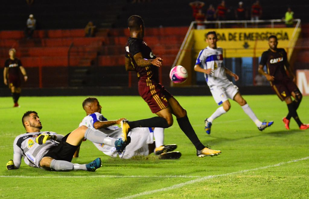 Sport x Afogados pelo Campeonato Pernambucano