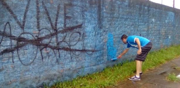 Equipe fez questão de repudiar o ato de vandalismo