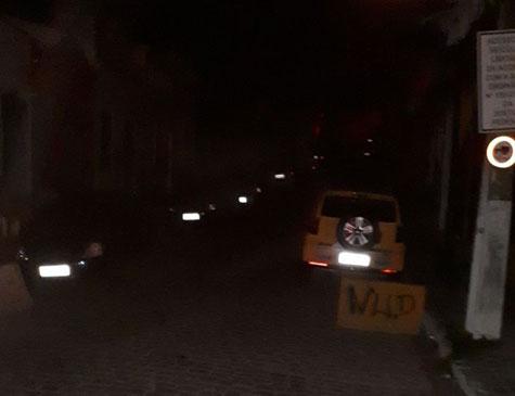 Apagão em Olinda