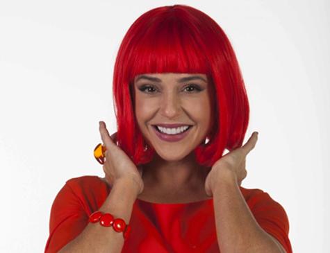 Priscila Sol é Estefânia em 'Carinha de Anjo'