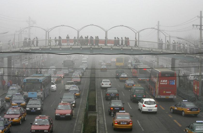 poluentes emitidos pelos  carros