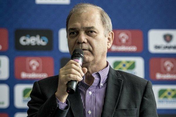 Paulo Wanderley Teixeira, atual presidente do COB