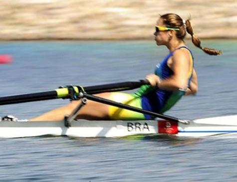 Remo brasileiro nos Jogos Olímpicos
