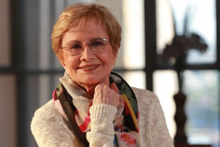 A atriz foi hospitalizada devido a uma infecção respiratória