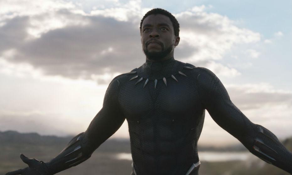 Chadwick Boseman interpreta o protagonista T'Challa