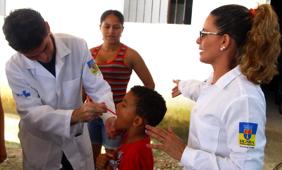 Olinda Mais Saúde é um projeto da prefeitura de Olinda