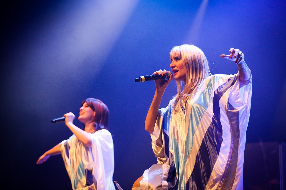 Espetáculo argentino ABBA