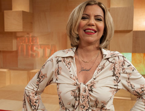 Astrid Fontenelle, apresentadora