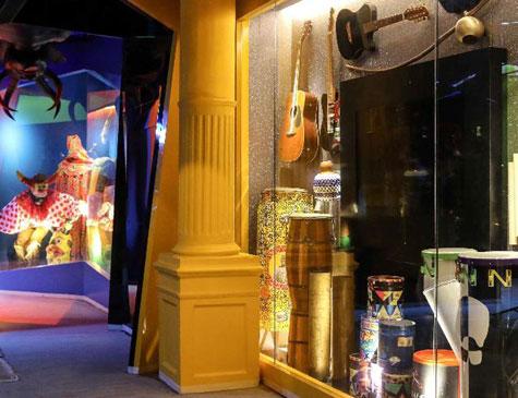 Visitantes poderão rever músicas e coreografias recentes e recordar a folia de Momo de antigamente