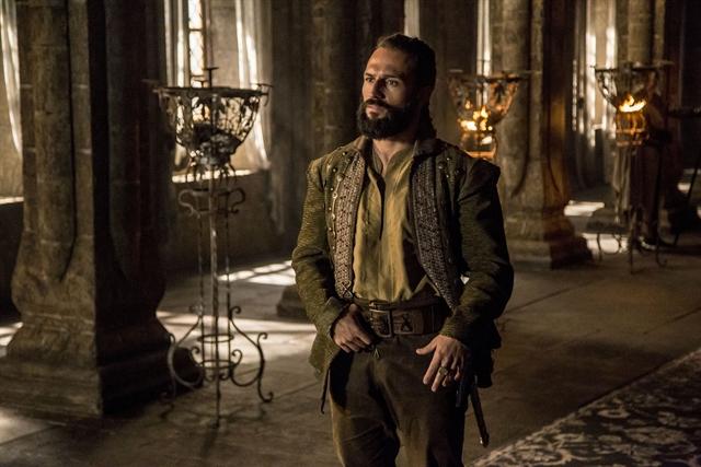 José Fidalgo é Constantino, em 'Deus Salve o Rei'
