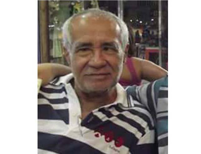 Manoel do Nascimento Urbano, 76, despareceu no dia 9 de fevereiro