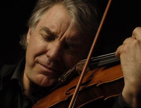 Violinista de jazz Didier Lockwood
