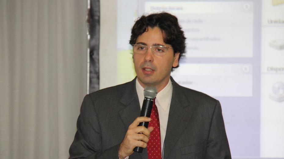 Fábio George Cruz da Nóbrega, membro do MPF