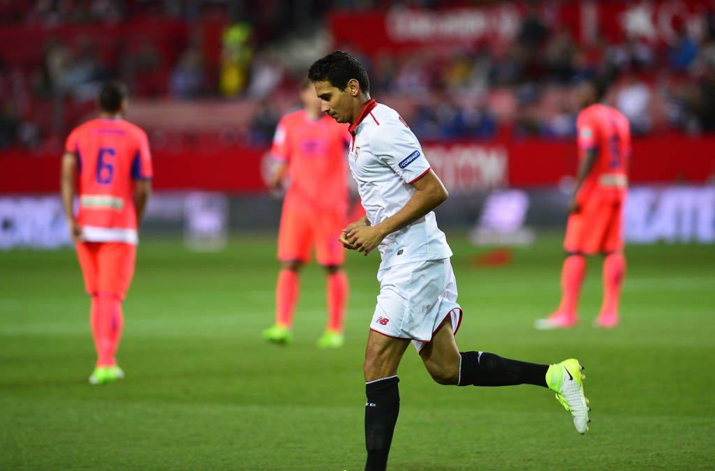 Desde que se transferiu para o Sevilla, Ganso não teve bom desempenho na Espanha
