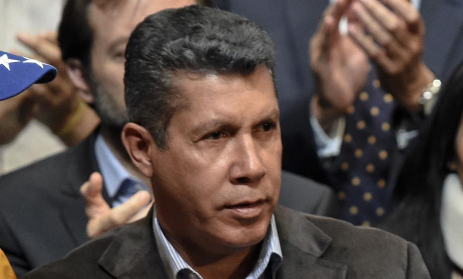 Henri Falcón é candidato ao governo da Venezuela