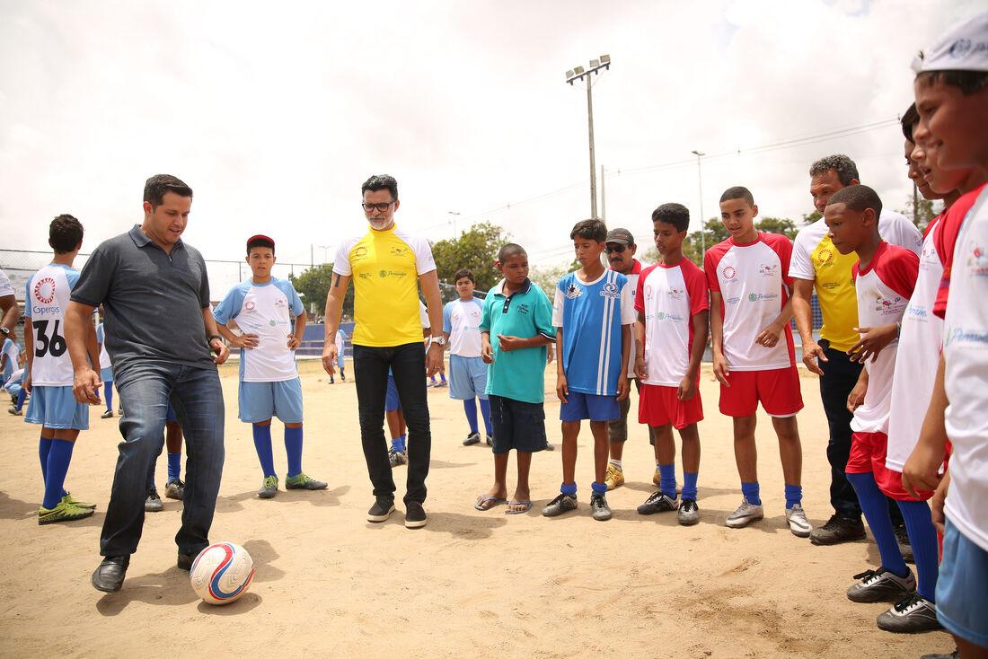 Escolinha de Futebol do Ricardo Rocha
