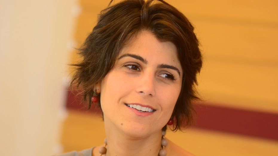 Manuela D'Ávila é pré candidata a presidente pelo PCdoB