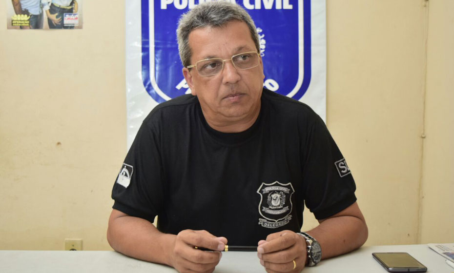 Manuel Martins, delegado da cidade de São José da Coroa Grande
