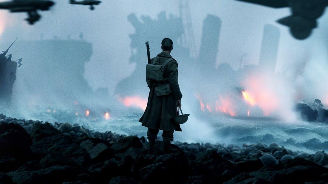 Dunkirk, de Cristopher Nolan