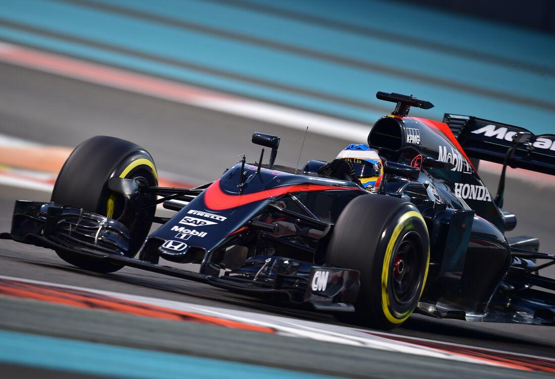 McLaren terá motor Renault em 2018