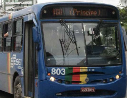 Linha 2460 - TI Camaragibe (Príncipe) deixa de circular neste sábado, 3 de fevereiro