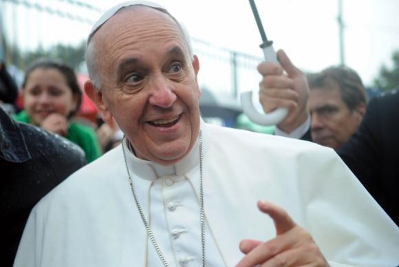 Para o Papa Francisco, os jovens precisam se sentir amados