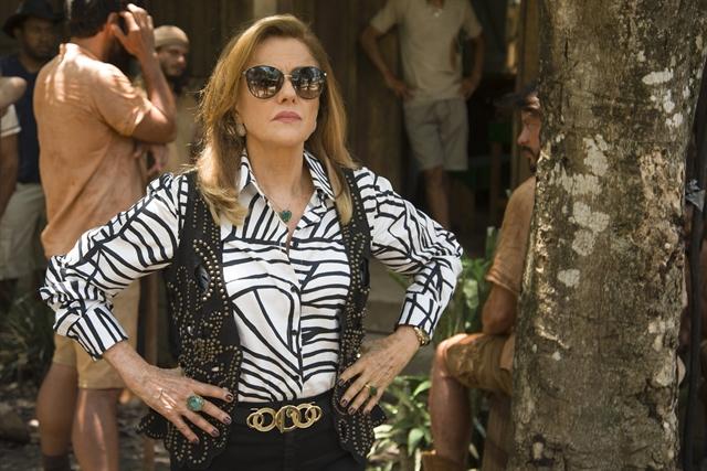 Sophia (Marieta Svero) em 'O Outro Lado do Paraíso'