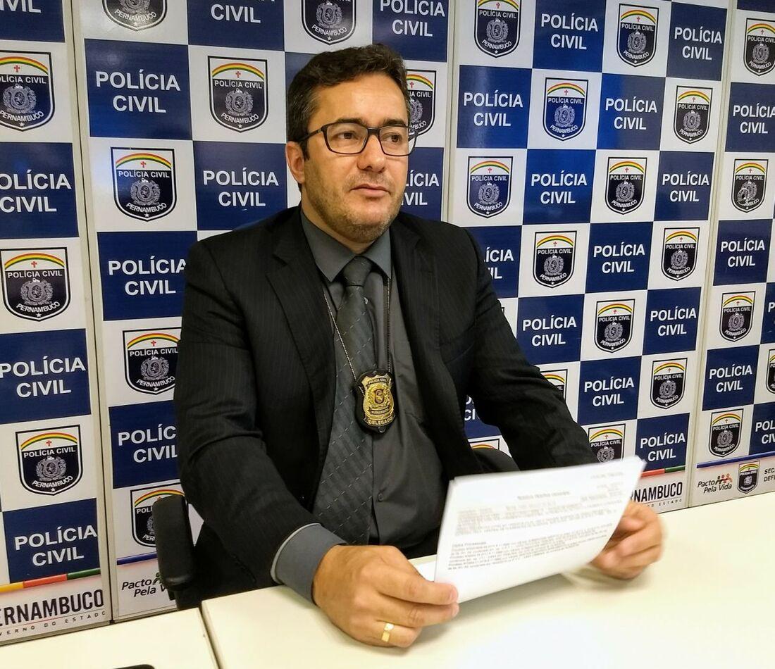 Delegado Ricardo Silveira