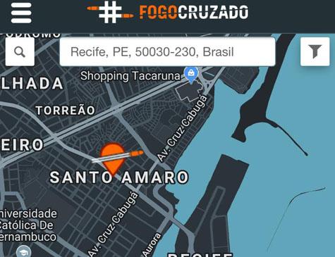 App Fogo Cruzado