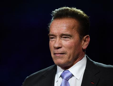 Ator Arnold Schwarzenegger