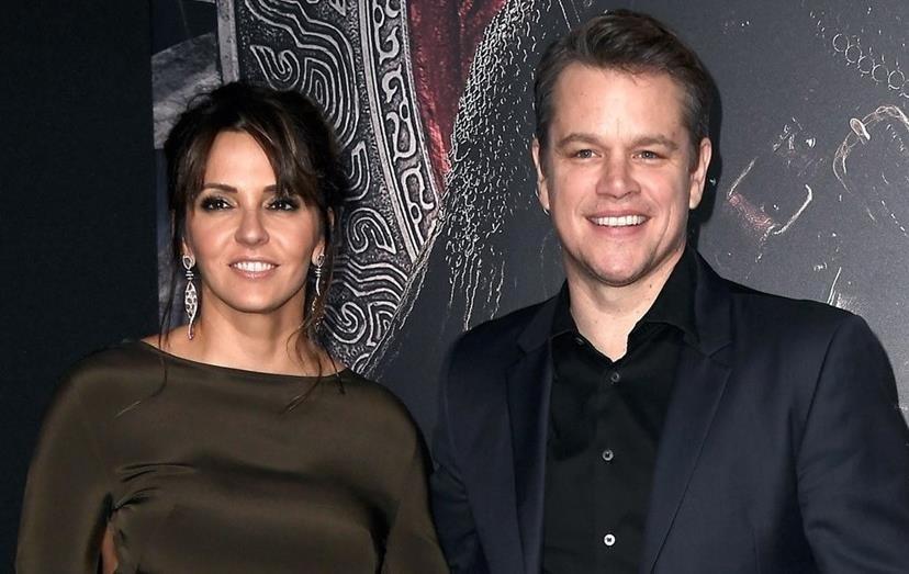 Matt Damon se muda para a Austrália com a família